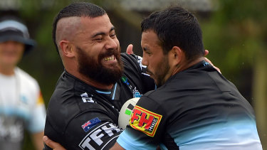 Andrew Fifita could be on the move.