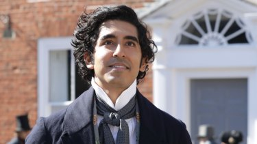 Dev Patel stars as David Copperfield in The True History of David Copperfield.