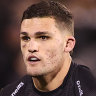 Nathan Cleary is doing everything to put himself in the Penrith selection debate.