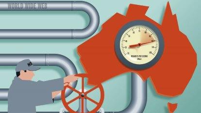 Broadband speeds no longer a big-name domain