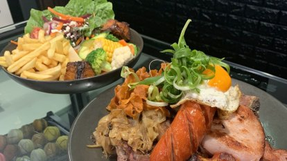 Mixed grill back on the menu in Queanbeyan