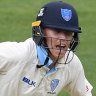 Blues race against time for Sheffield Shield final berth