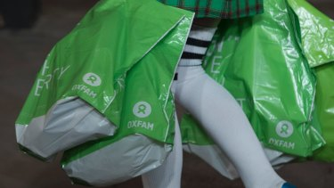 The eight Oxfam stores across Australia will begin closing from June