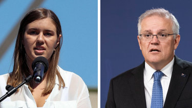 Prime Minister Scott Morrison said inquiries into who knew what in his office about Brittany Higgins' claims had resumed.