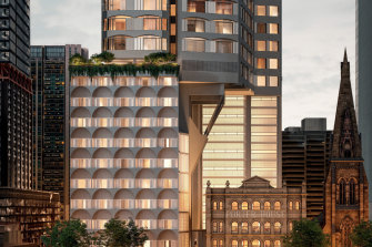 Boutique brand MGallery, owned by French Accor Hotels, will open Porter House on the corner of Castlereagh and Bathurst streets, Sydney.