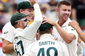 The Australian Medical Association says Cricket Australia has a strong case to request for priority access to the COVID-19 vaccine for its players for the tour of South Africa.