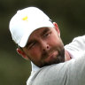 Leishman intent on changing Presidents Cup history