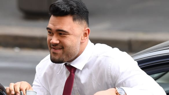 'That's what made you angry': Rabbitohs forward Zane Musgrove convicted, fined
