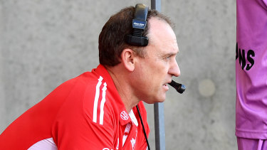 "John Longmire says the Swans and the AFL have to ""get creative"" to cope with mounting injuries this year."