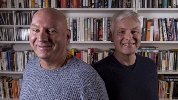 Brothers discover each other after 58 years, thanks to DNA tests