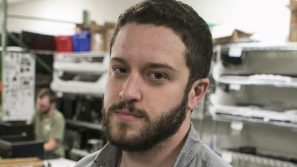 3D-printed gun mastermind Cody Wilson jailed on sex assault charge