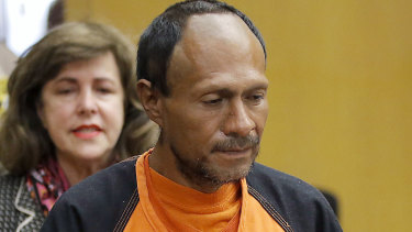 Trolls weighed into the racially charged case of the death of Kate Steinle killed by immigrant Jose Ines Garcia Zarate, right.
