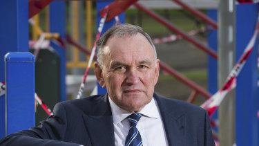 Berwick Lodge Primary School principal Henry Grossek.