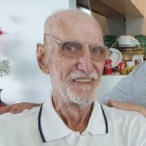 Owen Geiger, 82, was last seen at his home in Niven Street in Stafford Heights.