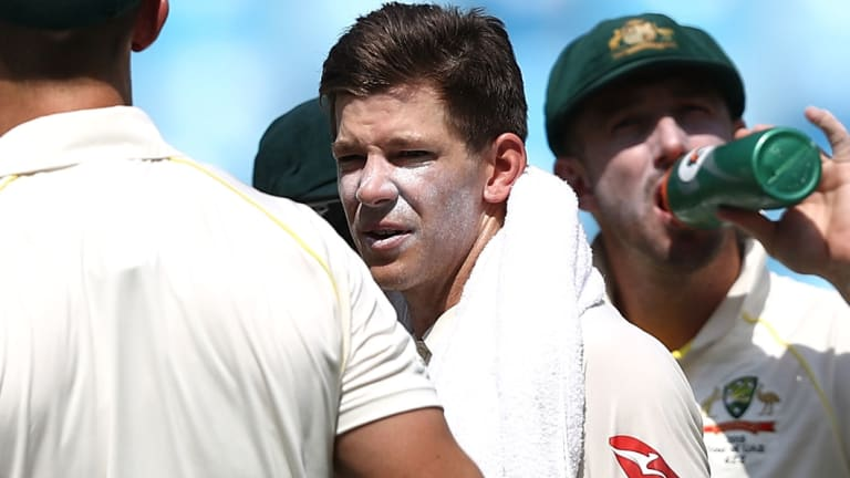 Skipper Tim Paine is saddled with a familiar dilemma for Australia.