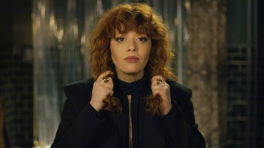 Natasha Lyonne is the star of Russian Doll.