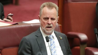 Nigel Scullion charters his way out of politics with $80,000 in private flights