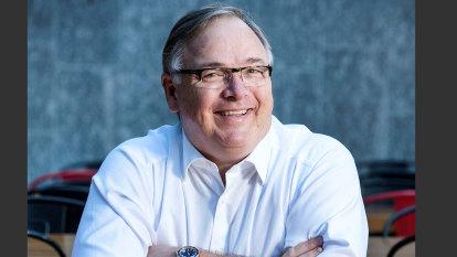 How Brisbane schoolboy became CEO of $50 billion US company