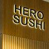 'Greed and exploitation': Judge slams Hero Sushi for underpayments