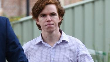 Luke Munday live-streamed the alleged assault of his pregnant partner.