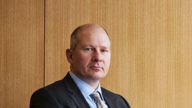 Former Cbus chief executive David Atkin has been appointed deputy chief of AMP Capital.