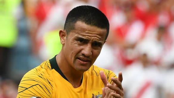 Socceroos vs Lebanon live: Australia farewells Tim Cahill in Sydney