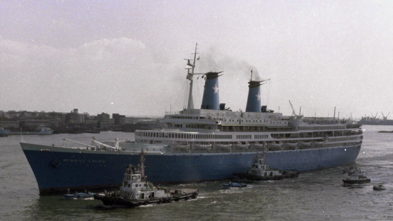 From the Archives, 1985: Hijacked Italian liner sparks geopolitical crisis