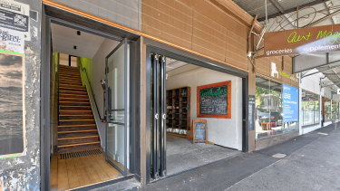 The Gertrude Grocer opened a gourmet food store in Fitzroy.