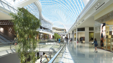 Chadstone is a flagship asset with a strong valuation still.