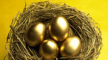 The golden egg isn't the problem so much as the nest itself.