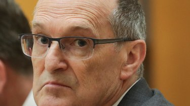Treasury secretary Philip Gaetjens was to take the OECD position before he was offered his current post.