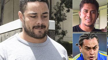 Jarryd Hayne was believed to have been drinking at Merrylands with NRL players Kaysa Pritchard andBrad Takairangi