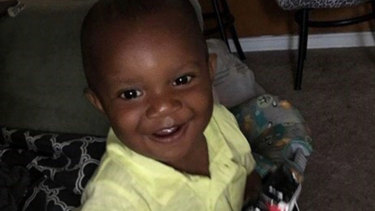 Authorities say Aceyson Ahmad, 2, was fatally beaten last northern spring. His mother's boyfriend is standing trial on a murder charge and his sister is the only key witness.