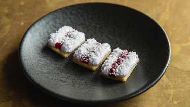 Chef Peter Gilmore says reinventing vintage Australian desserts helps inject fun into the dining experience.