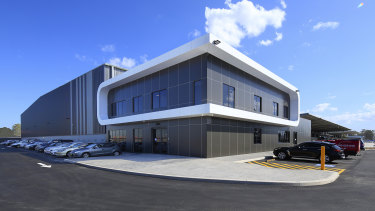 LF Logistics has leased more space at the LOGOS Property's Marsden Park Estate in western Sydney.
