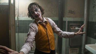 Joaquin Phoenix. Joker has received 11 Oscar nominations.