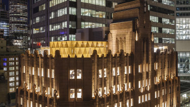Fender Katsalidis has completed a revitalisation of 66 King Street, Sydney, adding a rooftop bar to the art deco commercial building.