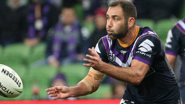 Too close for comfort: Storm skipper Cameron Smith is concerned  his team isn't getting a chance to address bad habits.