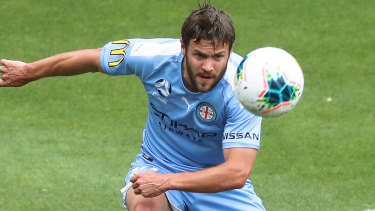 Richard Windbichler says City don't want to waste their opportunity when they play in the FFA Cup final on Wednesday.