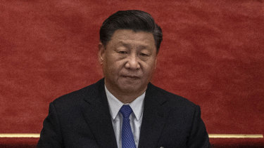 China's leader Xi Jinping has been criticised.