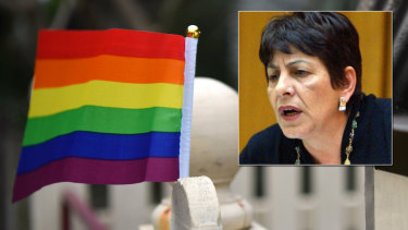 'Offensive to my culture and religion': Rainbow flag row costs $2500
