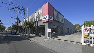Winning Appliances is moving into 540-546 Swan Street, Richmond.
