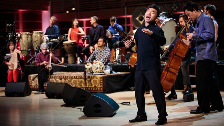 Silkroad Ensemble.