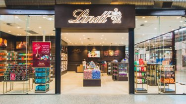 Lindt is opening its second chocolate shop in Perth.