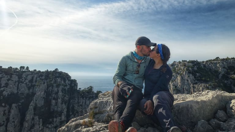 Jay Austin and Lauren Geoghegan began their trip in July 2017. They reached Europe in December.