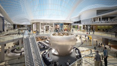 The Chadstone shopping centre is the most profitable mall in the country.