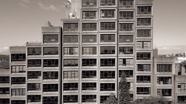 A strong public campaign hasn't managed to protect Sirius Apartments in The Rocks.