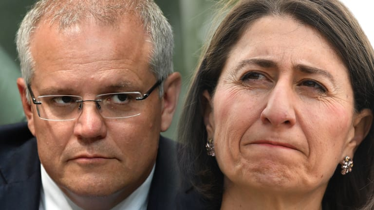 The NSW Liberals believe the federal Liberal Party is 'poisoning' their electoral chances.