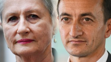 Kerryn Phelps and Dave Sharma will again battle it out for the knife-edge seat of Wentworth in Sydney's eastern suburbs.