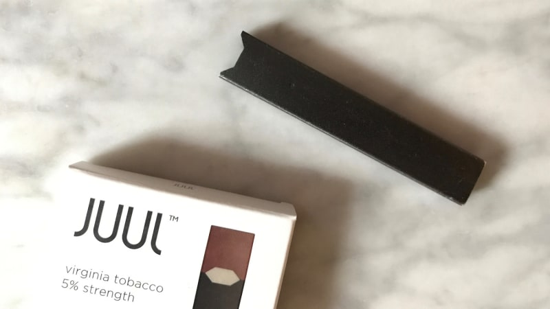 Vaping giant JUUL swoops Down Under